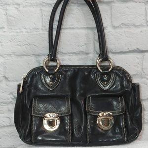 Marc By Marc Jacobs | Black Leather Venetia Bag